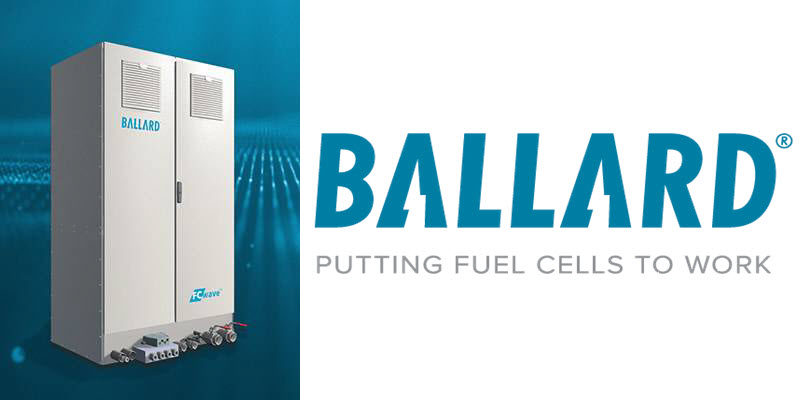 Fuel Cell Industry's First Commercial Zero-Emission Module To Power Ships Introduced By Ballard
