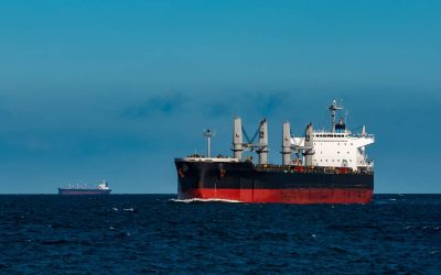 Baltic Index Hits Over 2-Month High As Vessel Rates Rise