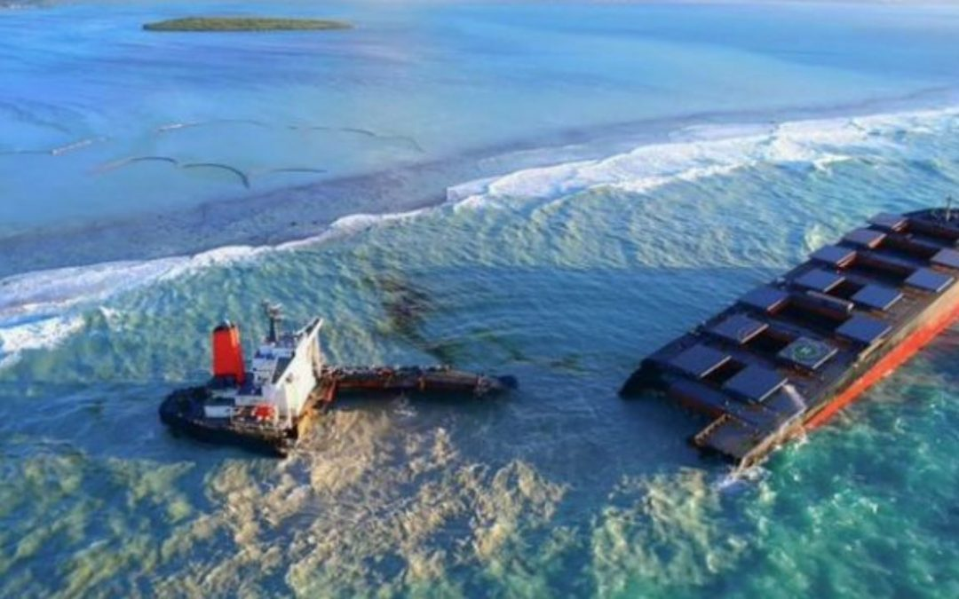 Mauritius Oil Spill: Ship Operator To Pay $9.4 Million To Help Restore Marine Environment