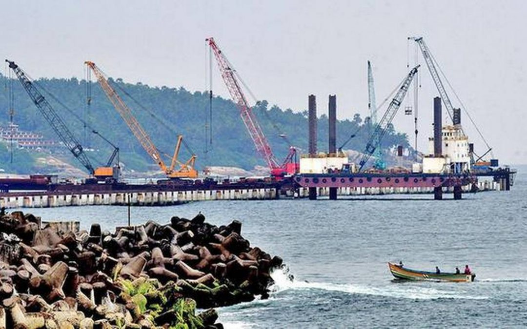 Crew Changes At India's Vizhinjam Port Stalled By Local Agent