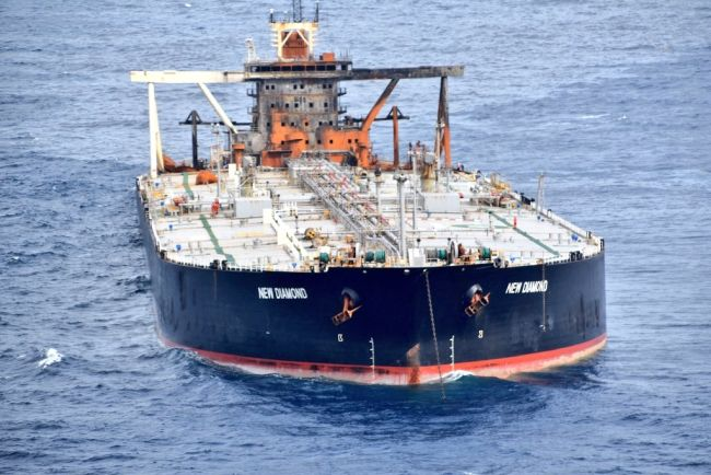 Pradhan, Jaishankar Review Mt New Diamond's Condition, Discuss Ways To Expedite Cargo Crude Discharge
