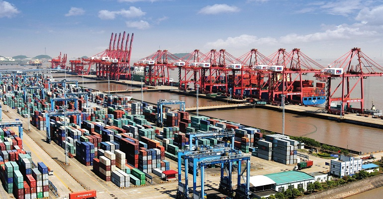 Cargo Throughput At China's Major Ports Continues To Recover