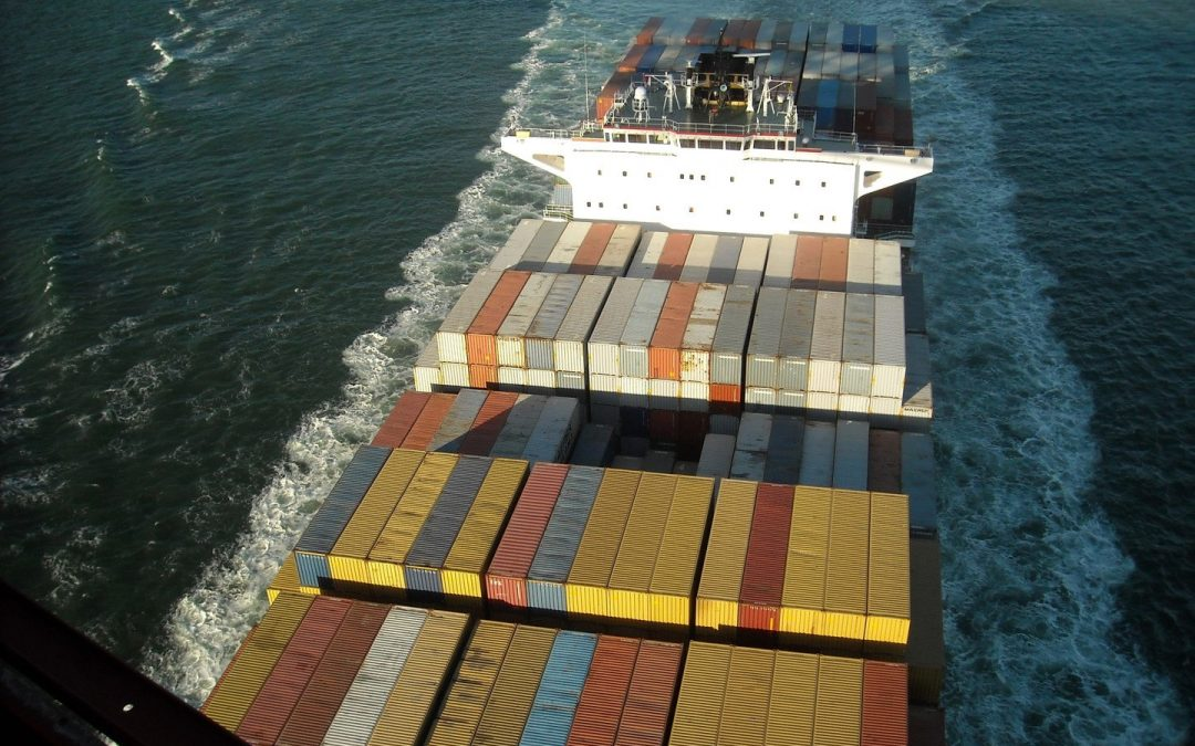 Us Shipping Regulator Issues Warning After Container Rates Hit Record Highs