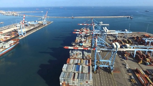 DP World Announces Agreements in Israel Under New Peace Deal