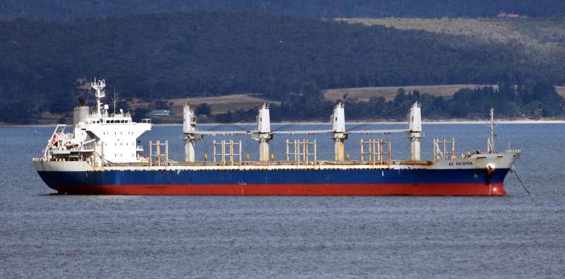 Australia Bans Taiwanese Bulker For Underpaying Crew