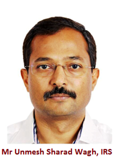 Unmesh Sharad Wagh takes Additional Charge as MbPT Deputy Chairman