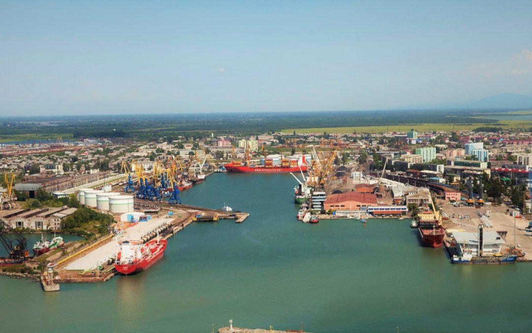 APM Terminals Poti To Develop New Bulk Cargo Facility