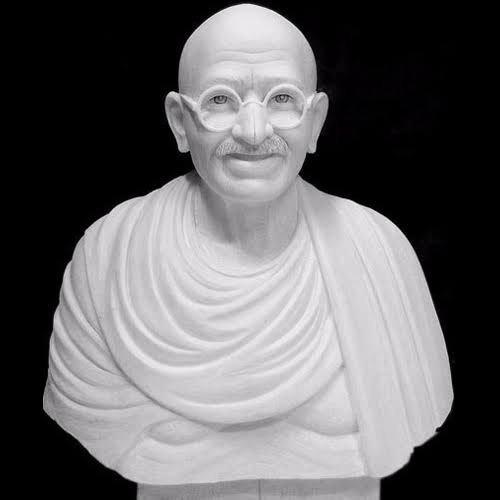 A Homage to the luminary- Mahatma Gandhi