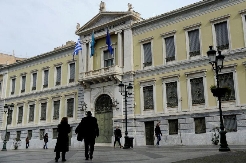 Greek Central Bank Chief Warns Of 9.4% Economic Slump If Pandemic Worsens