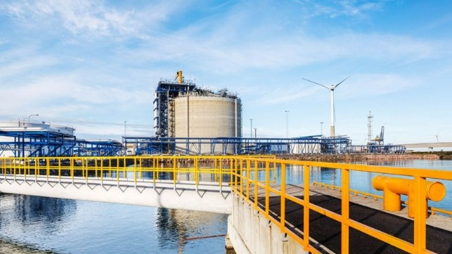 Global LNG Bunkering Partnership Launched to Support LNG Growth