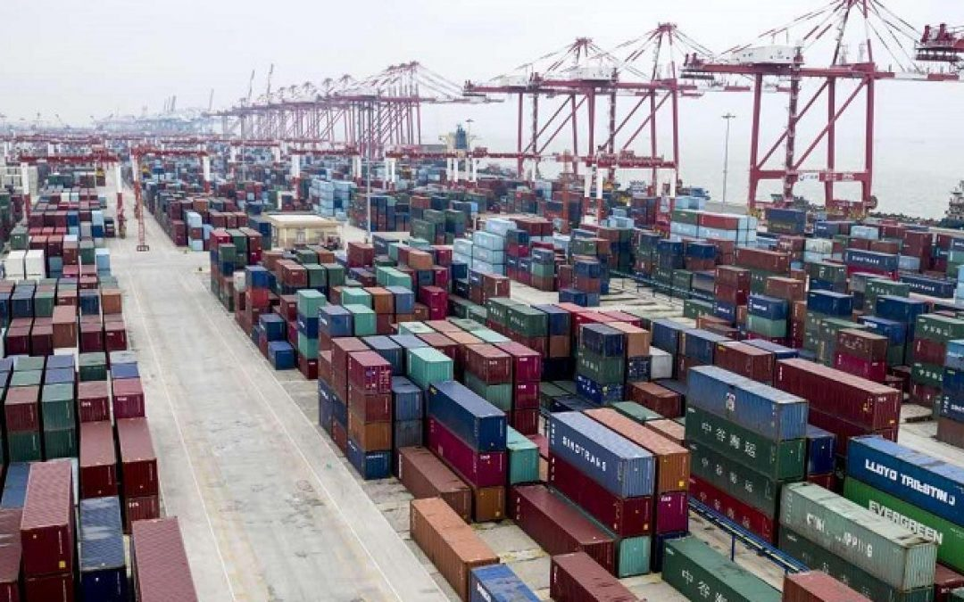 China's Western Land-sea Freight Volume Surges In The First Nine Months