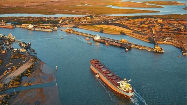MOL Bulk Carrier Latest to Test Positive for COVID-19 in Australia