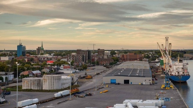 Port of Trois-Rivières to Expand By 50 Percent