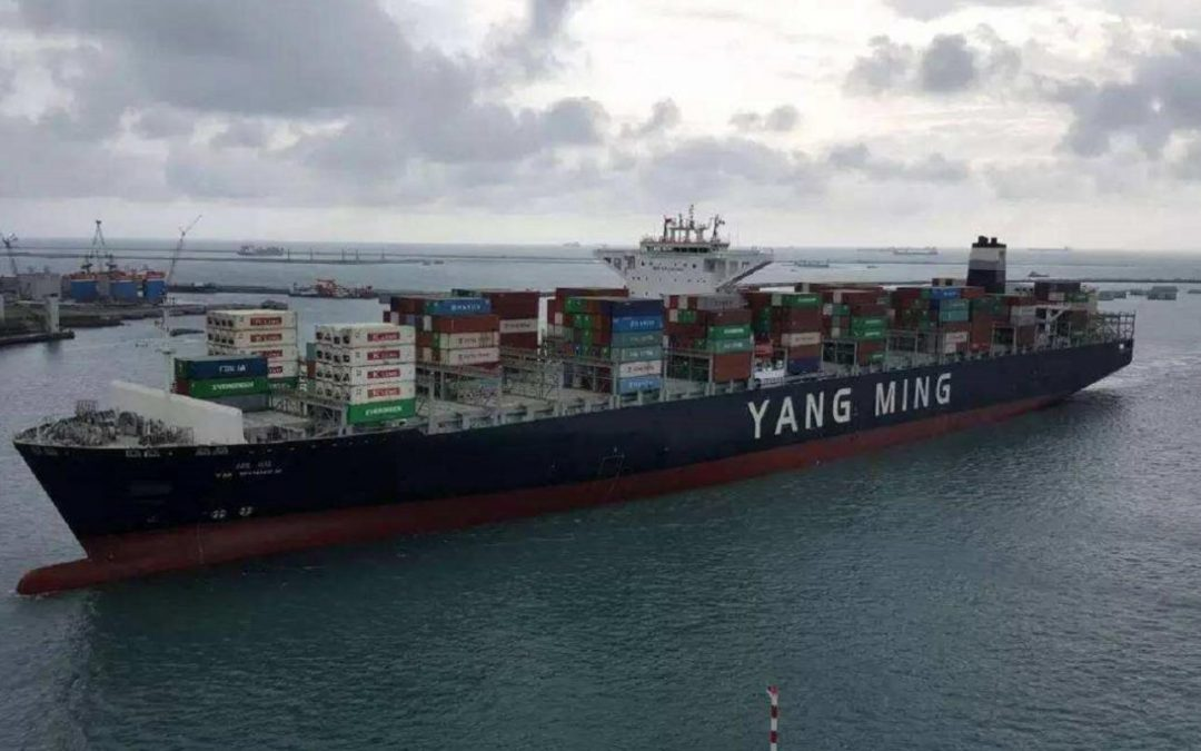 Yang Ming Marine Transport Has Jointly Inaugurated A Joint Venture Depot Company At Port Klang, Malaysia With Taiwan Foundation International And Local Investors