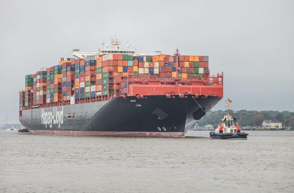 Seaspan Buys Boxship Pair For $176 Million