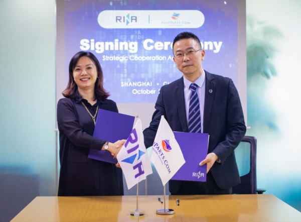 RINA and Shipparts.com Partner On Digital Equipment Procurement
