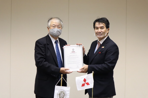 Mitsubishi Shipbuilding Receives BV Approval For New LNG Fuel System