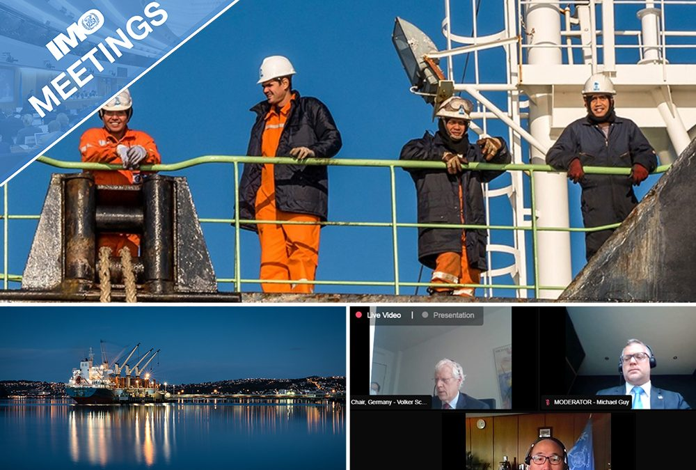 Fair Treatment Of Seafarers And The Covid-19 Pandemic On Legal Committee's Agenda