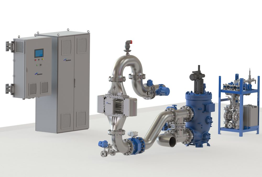Environmentally Friendly Ballast Water Solution with Unique Advantages