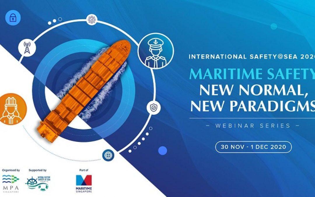 International Safety@Sea 2020 Webinar Series