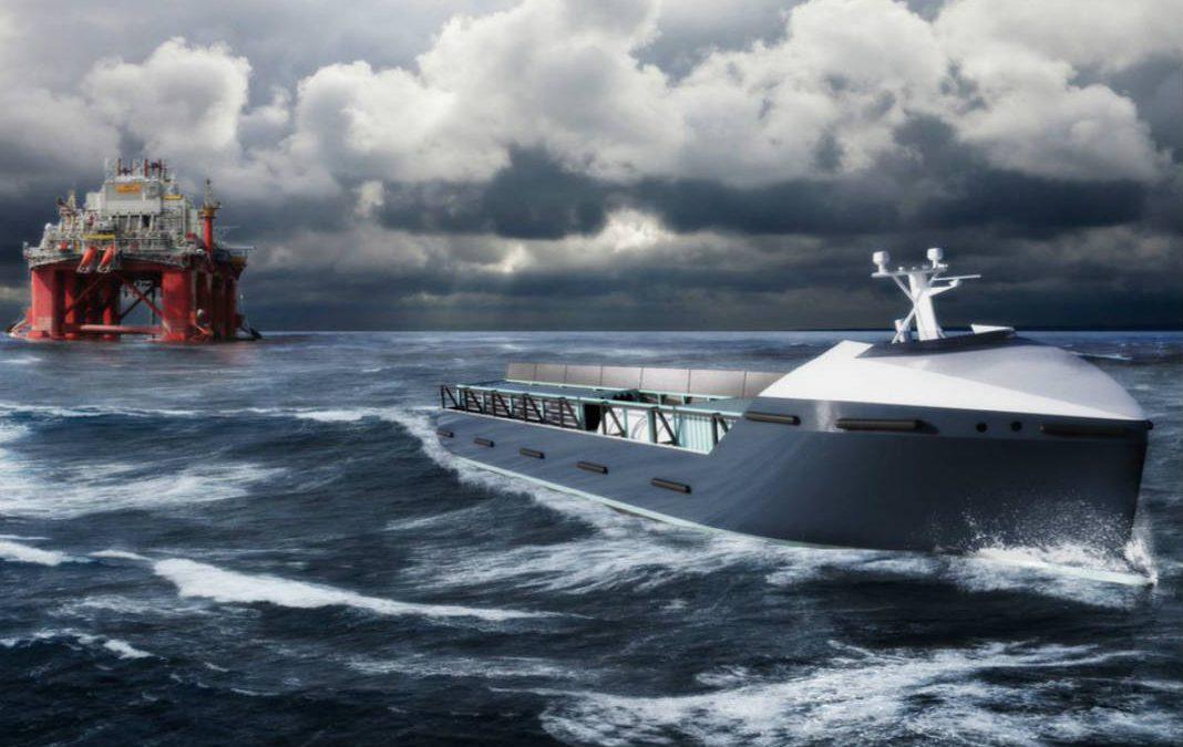 A New Age of Shipping: Autonomous Ship