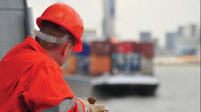 Australia Holds Cargo Ship to Complete Overdue Crew Change