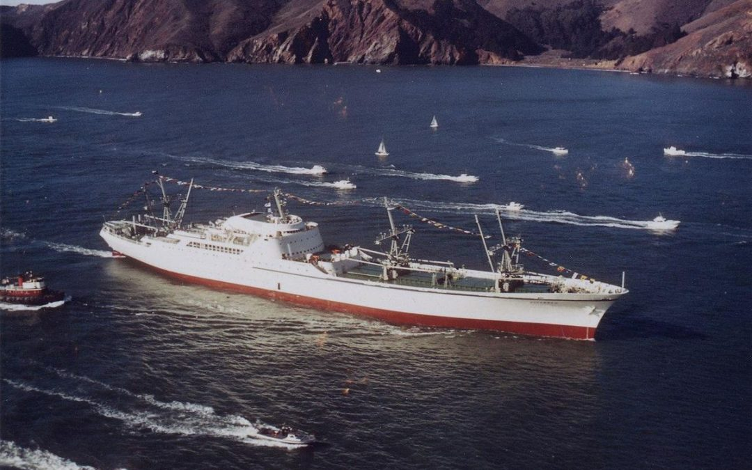 International Marine Shipping Industry Considers Nuclear Propulsion