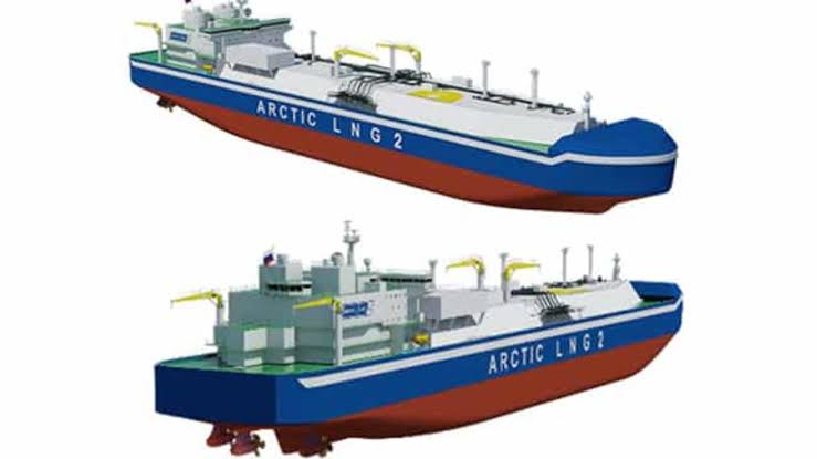 MOL signs Charter Contract for Three Ice-Breaking LNG Carriers for Arctic LNG 2 Project in Russia