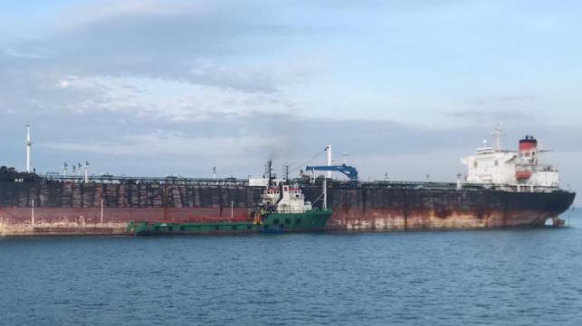 Decommissioned FSO Seeks Final Destination