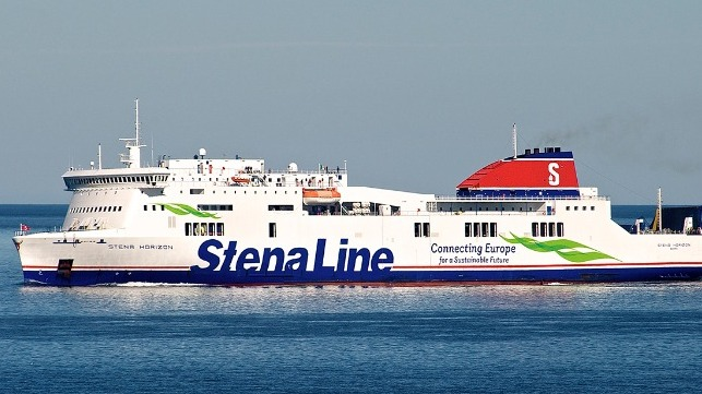 Stena Line Ferry Stranded at Holyhead After COVID-19 Outbreak
