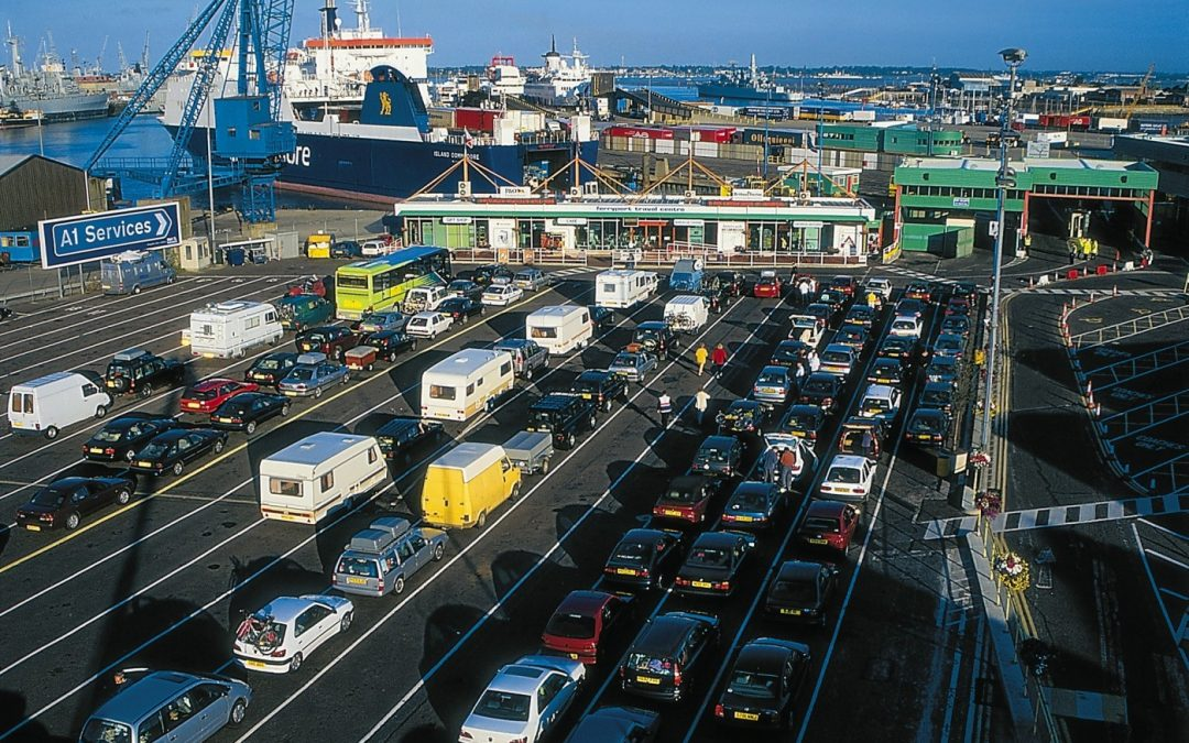 Deal Or No Deal: Border Checks In EU Ports Are Starting As From 1 January 2021