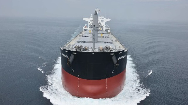 BHP Moves Forward With Plan for LNG-Fueled Bulk Carriers