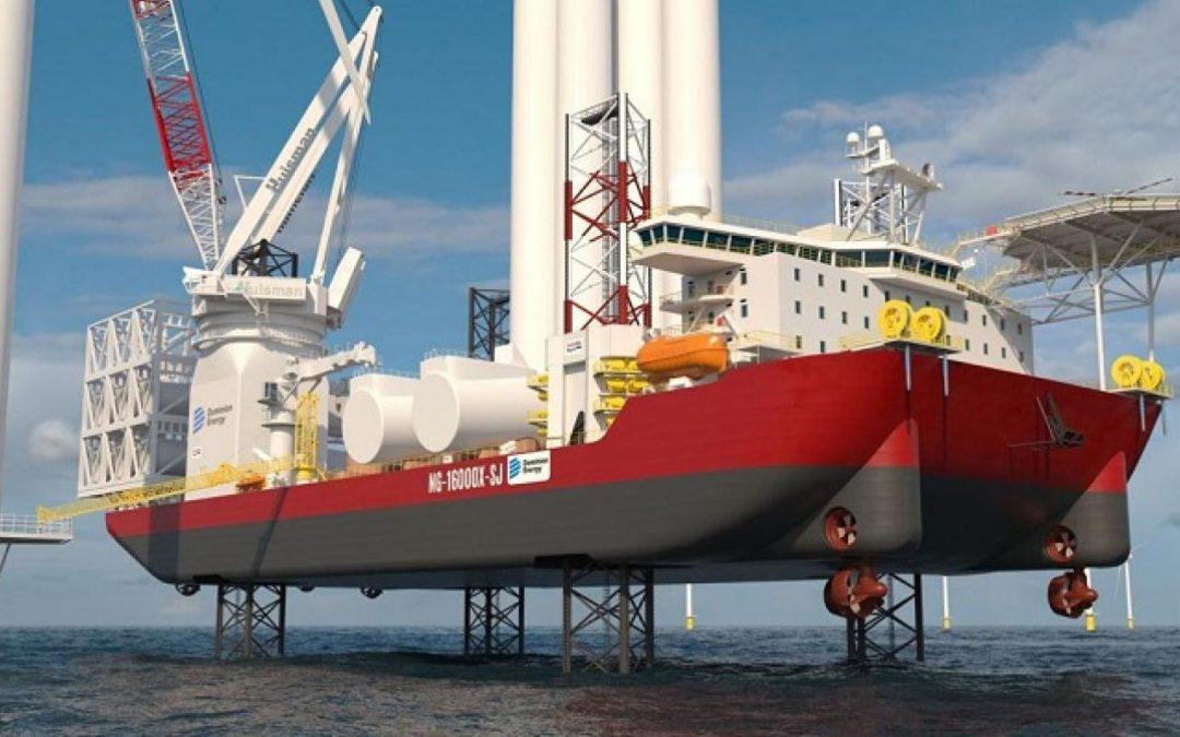 US Offshore Wind – Jones Act Installation Vessel On The Way