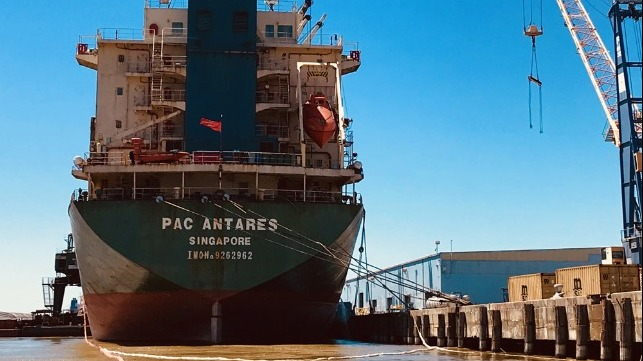 Pacific Carriers Pleads Guilty and Fined $12 Million in Pollution Case