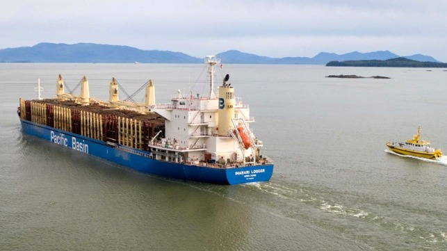 Pacific Basin Using Carbon Offsets for Shore Operations and Customers