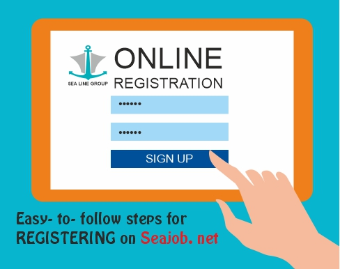 Easy-to-Follow Steps for Registering on seajob.net for Seafarers