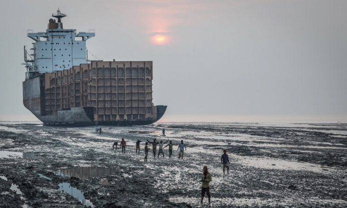 Coronavirus Slows Safety Reforms In Bangladesh's Ship-Breaking Industry