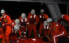 Three Killed, Five Missing After Two Ships Collide Near Shanghai