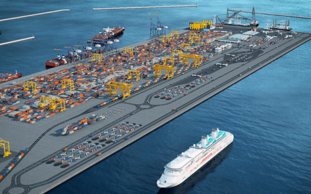 150 Million Euros Guaranteed Outer Port Gdynia