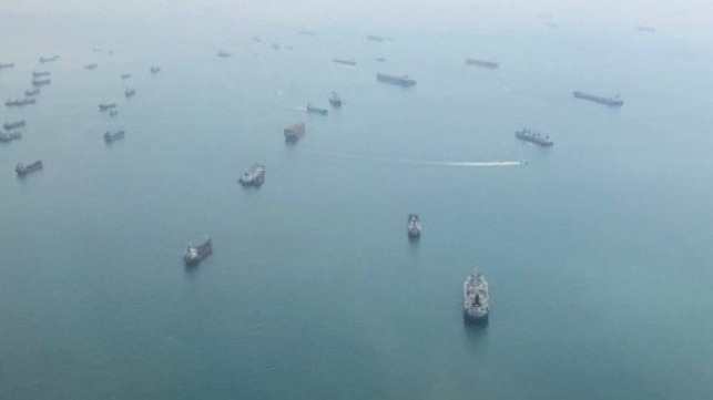 India Proposes Crew Change At Sea For Ships Stranded Off China