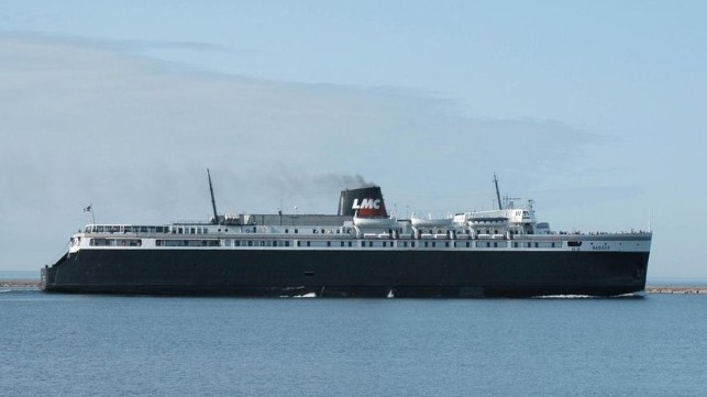 Historic Great Lakes Ferry Acquired By Interlake