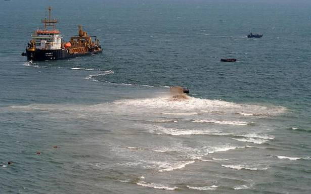 India: Government Floats PPP Model For Dredging Projects At Major Port Trusts