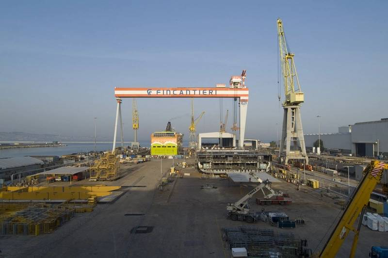 Italy & France Pull The Plug On Fincantieri's Takeover Of Chantiers De l'Atlantique