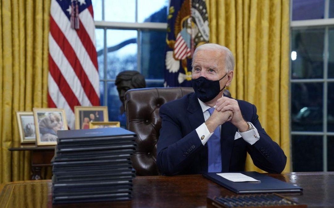 Biden Backs The Jones Act In A New Executive Order