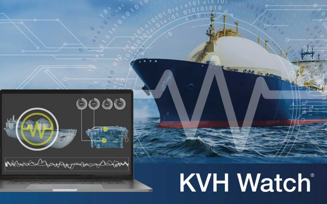 KVH Adds Remote Expert Intervention To Its Maritime IoT Service