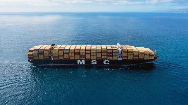 Number-Two Ocean Carrier Joins Partnership On Hydrogen Fuel R&D
