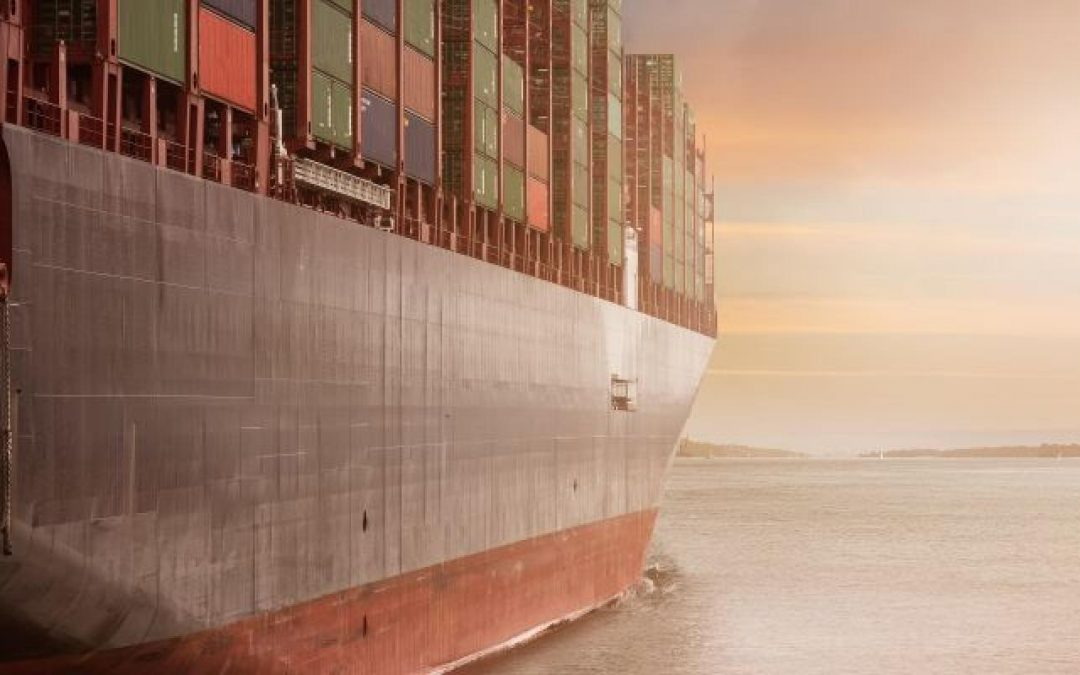 Maersk Essen Losses 750 Containers Overboard On Pacific Voyage