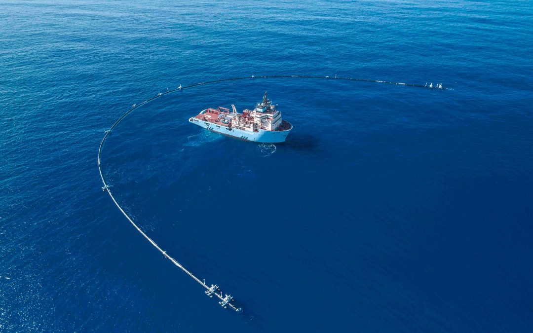 Maersk Renews And Expands Partnership To Rid Oceans Of Plastic