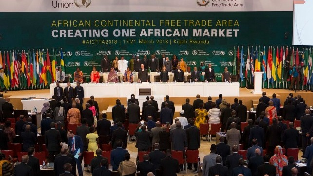What Will The African Continental Free Trade Area Mean For Shipping?