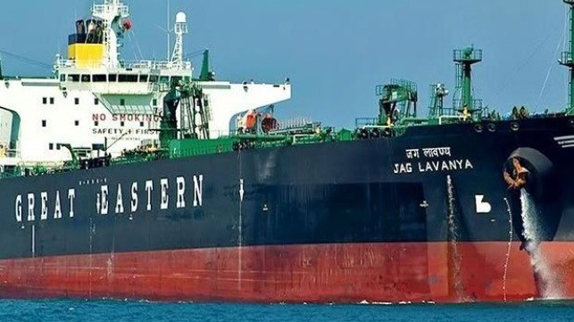 Great Eastern Becomes India's Biggest Shipowner by Vessel Count